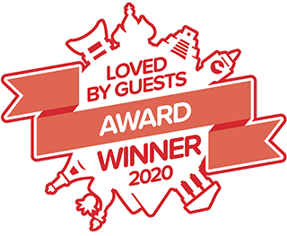 Loved by Guests Award Winner 2020